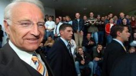 Der bayerische Ministerpräsident Edmund Stoiber stößt mit seinem WM-Vorschlag auf Widerstand.