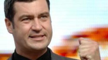 CSU-Generalsekretär Markus Söder