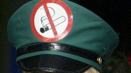 Raucherpolizei