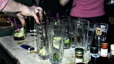 Jugendliche trinken immer mehr