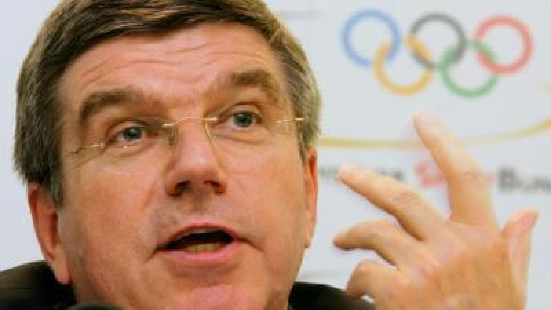 Doping: Thomas Bach: Die Vergangenheit nicht vergessen