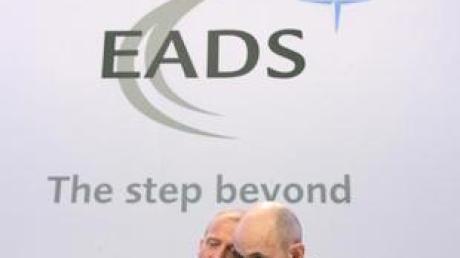 Seit Jahren umstritten: Die Doppelspitze beim EADS-Management.