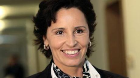 Die neue CSU-Generalsekretärin Christine Haderthauer.