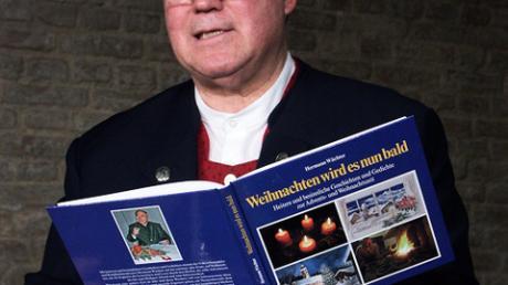 Der Augsburger Geschichtenerzähler Hermann Wächter.