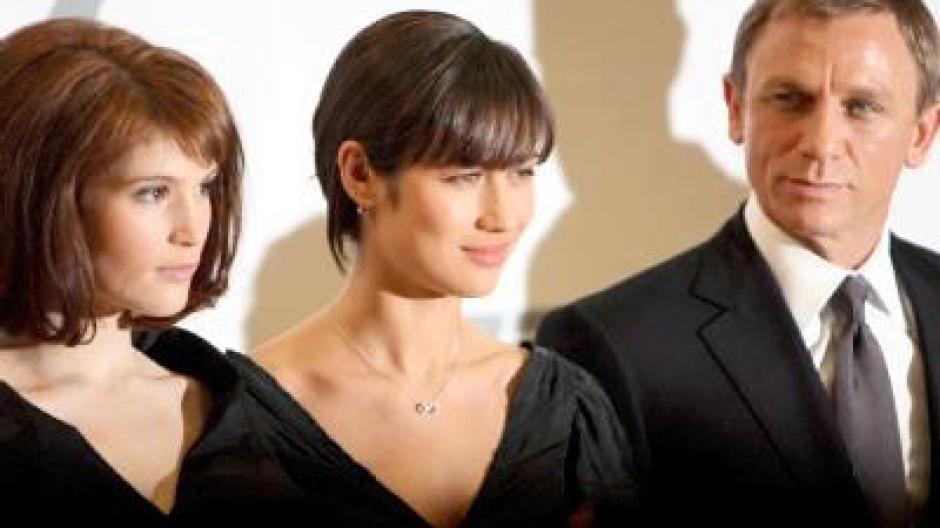 Kino Neuer Bond Film Heißt Quantum Of Solace Promis Kurioses
