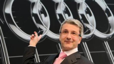 Die Audi-Erlöse stiegen im Jahr 2007 um 7,9 Prozent auf 33,6 Milliarden Euro.