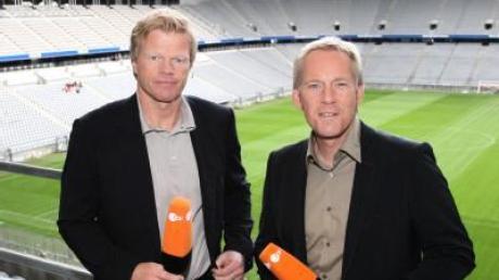 An der Seite von Kerner wird der Fußball-Experte Kahn die Spiele für das ZDF analysieren und bewerten.