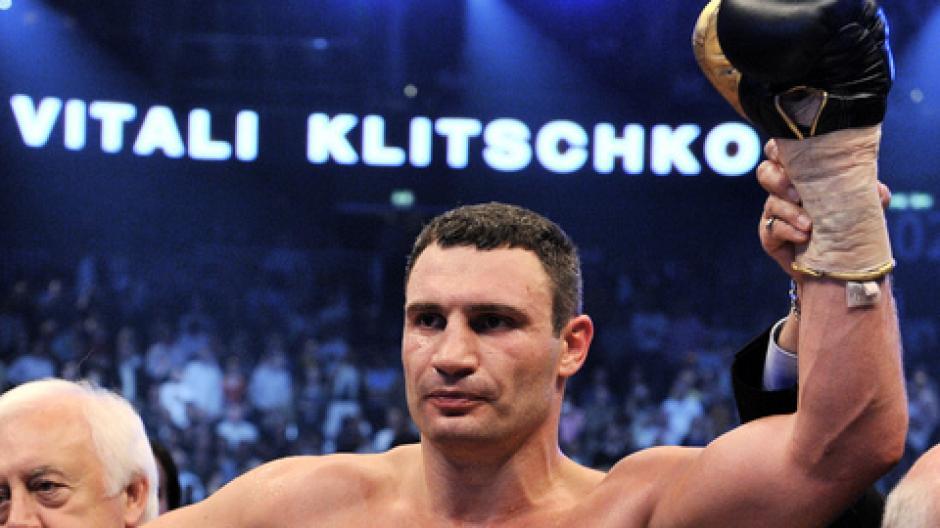 Wann Kämpft Klitschko Wieder