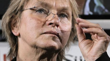 Das ZDF trennt sich von Moderatorin Elke Heidenreich.