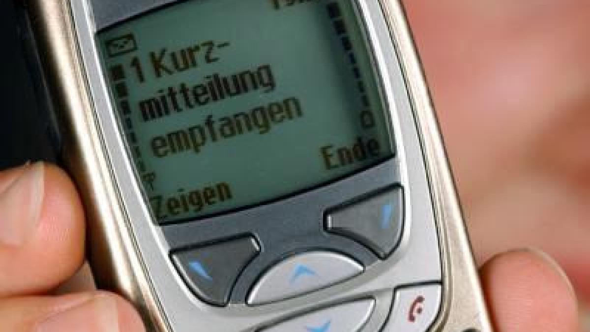 Bekanntschaften per sms