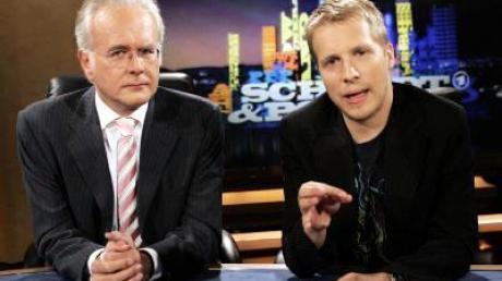 Schmidt und Pocher beenden gemeinsame Sendung