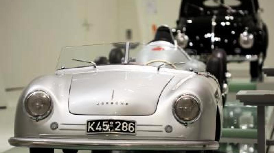 Porsche Museum Auto Tempel Für 100 Millionen Euro Auto Verkehr