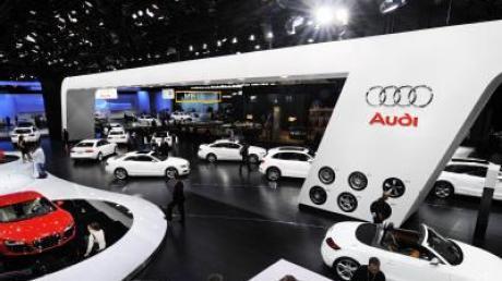 Audi will Daimler und BMW bis 2010 überholen