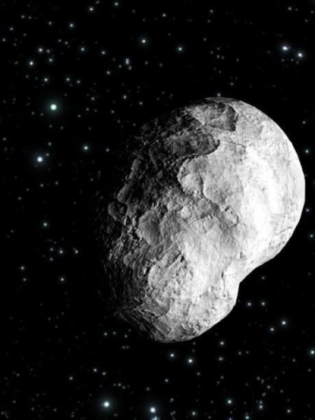 Astronomie Forscher Großer Asteroid Wird Die Erde Treffen