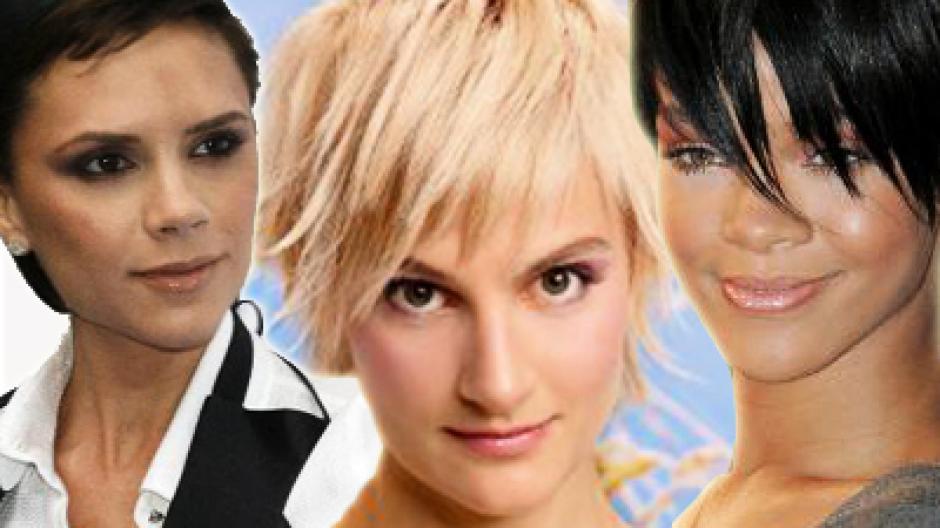 Neue Frisuren Hauptsache Kurz Und Wild Gestylt Promis Kurioses