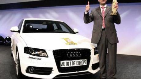 Audi-Chef ist zuversichtlich für Autobranche