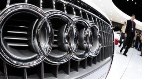 Audi spürt Autokrise trotz Rekordzahlen