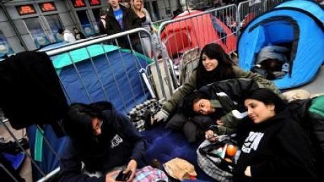 «Jacko»-Mania in London: 50 Konzerte ausverkauft