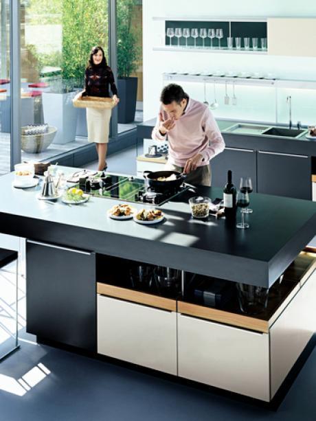 Super Rezept für die perfekte Küche - Bauen & Wohnen | Themenwelten SN68