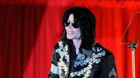 Welttournee von Michael Jackson möglich