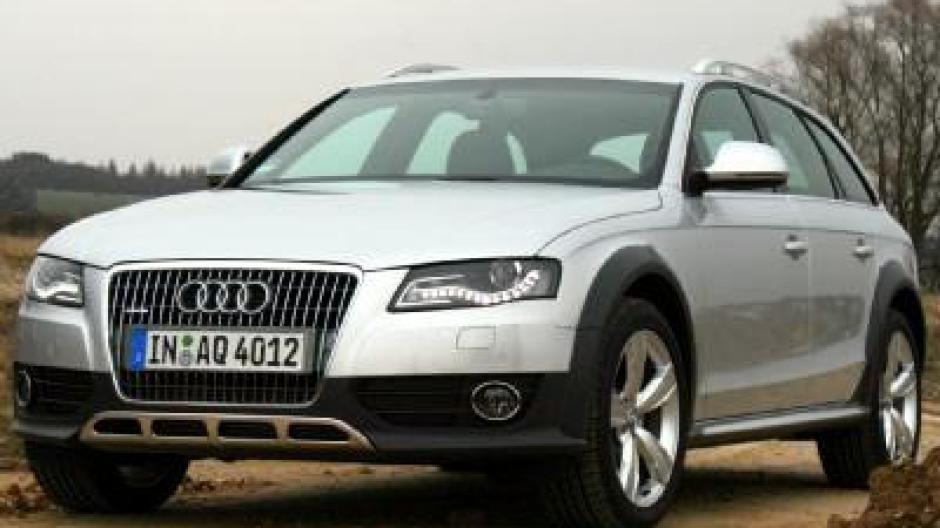 Audi A4 Allroad Kommt Im Mai Für 37 100 Euro Auto Verkehr