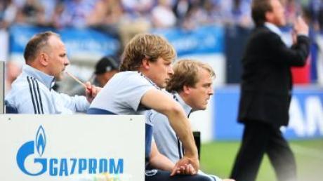 Schalke hakt Saison ab und sehnt Magath herbei