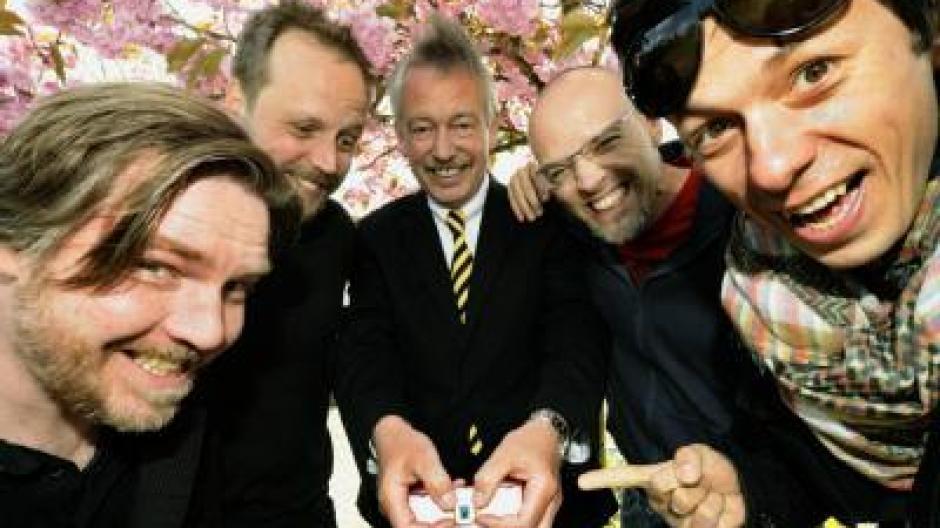 Paul Lincke Ring Für Die Fantastischen Vier Promis Kurioses Tv