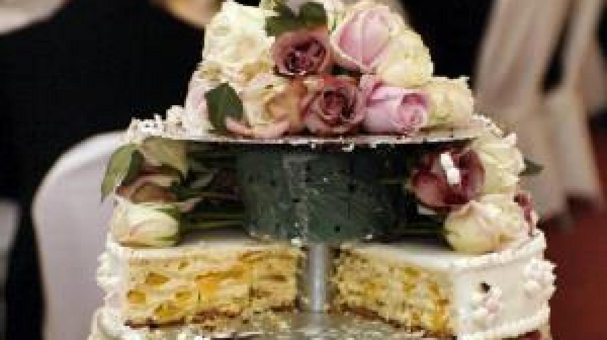 Ganz Individuell Hochzeitstorte Selbst Gemacht Gesundheit