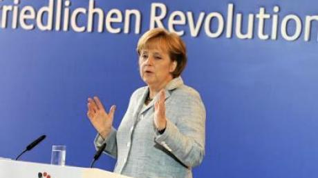 Merkel warnt vor Verklärung des SED-Regimes