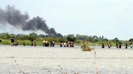 UN verurteilen «Blutbad» in Sri Lanka