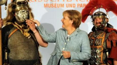 Ausstellung zur Varusschlacht eröffnet