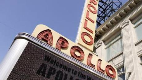 Das Apollo Theatre in Harlem feiert Jubiläum