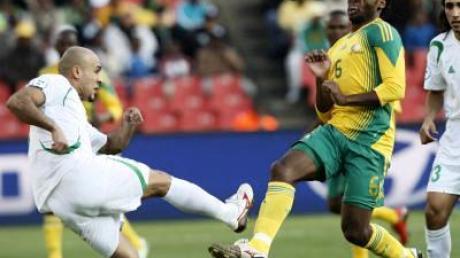 Irak verdirbt Südafrika die Party: 0:0 zum Auftakt