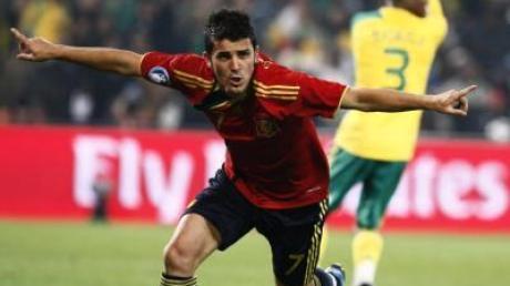 Spanier im Rekordrausch - Südafrika weiter