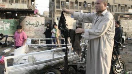 19 Tote bei neuem Terror in Bagdad