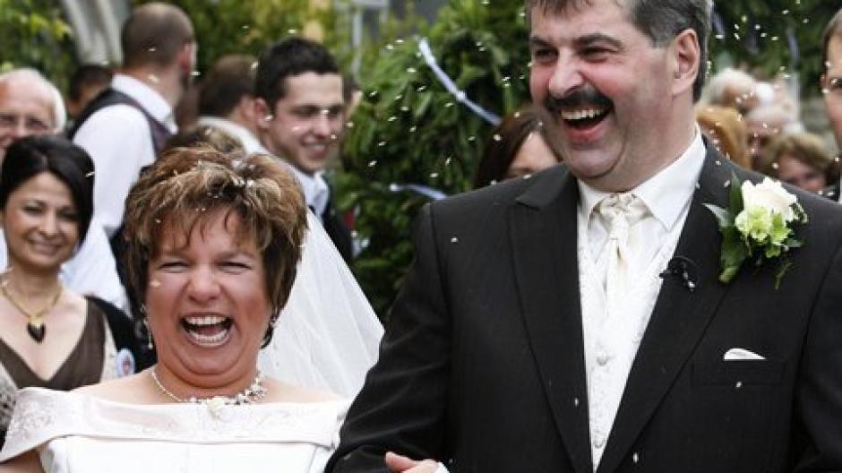 Hochzeit Bauer Sucht Frau Und Sagt Ja Augsburger Allgemeine