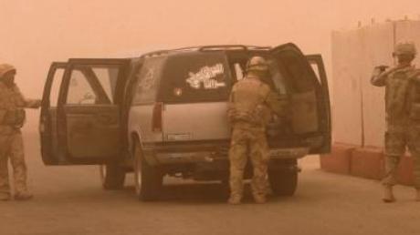 US-Truppenabzug und verspätete Öl-Auktion im Irak