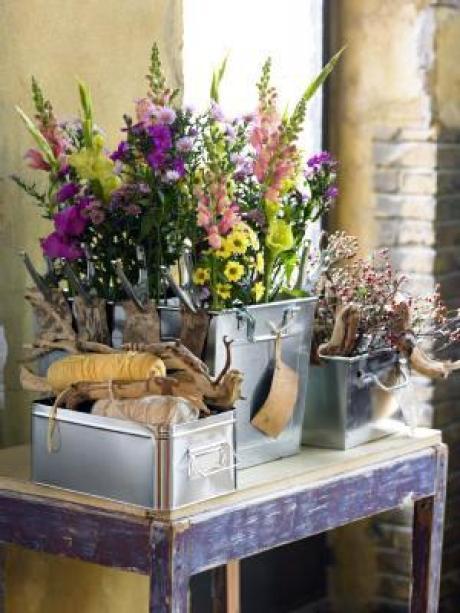 Hauptsache natürlich: Blumensträuße für den Herbst - Bauen ...