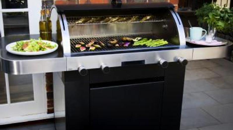 Möbel Für Außenküche : In außenküchen lassen sich ganze menüs zubereiten bauen wohnen