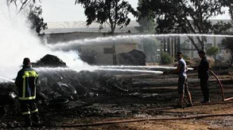 Tote durch Waldbrände in Südeuropa
