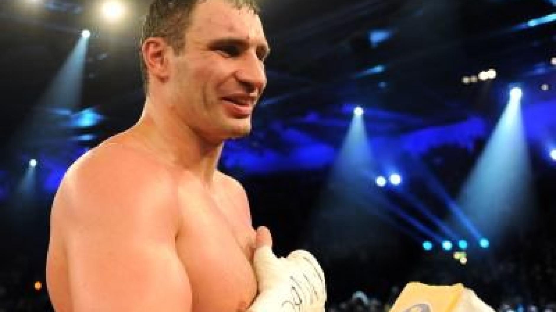 Boxen: Rudolphs Weg vom Weltmeister zum Knastbruder - WELT