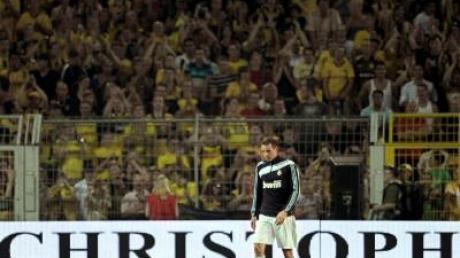 Großes Gefühlskino: BVB-Fans feiern Metzelder