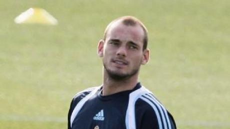 Sneijder lenkt ein und wechselt von Real zu Inter