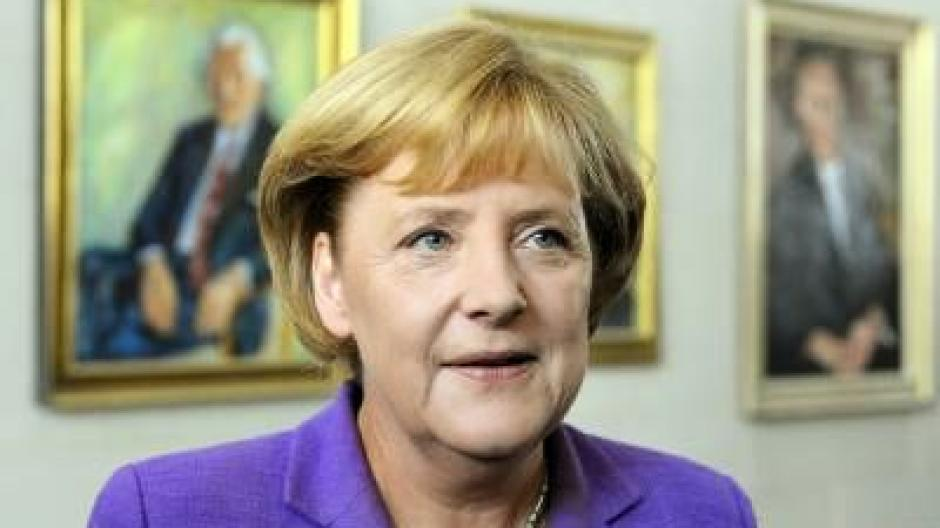 Cdu Im Neuen Wahlspot Geht Es Um Die Frisur Von Angela Merkel