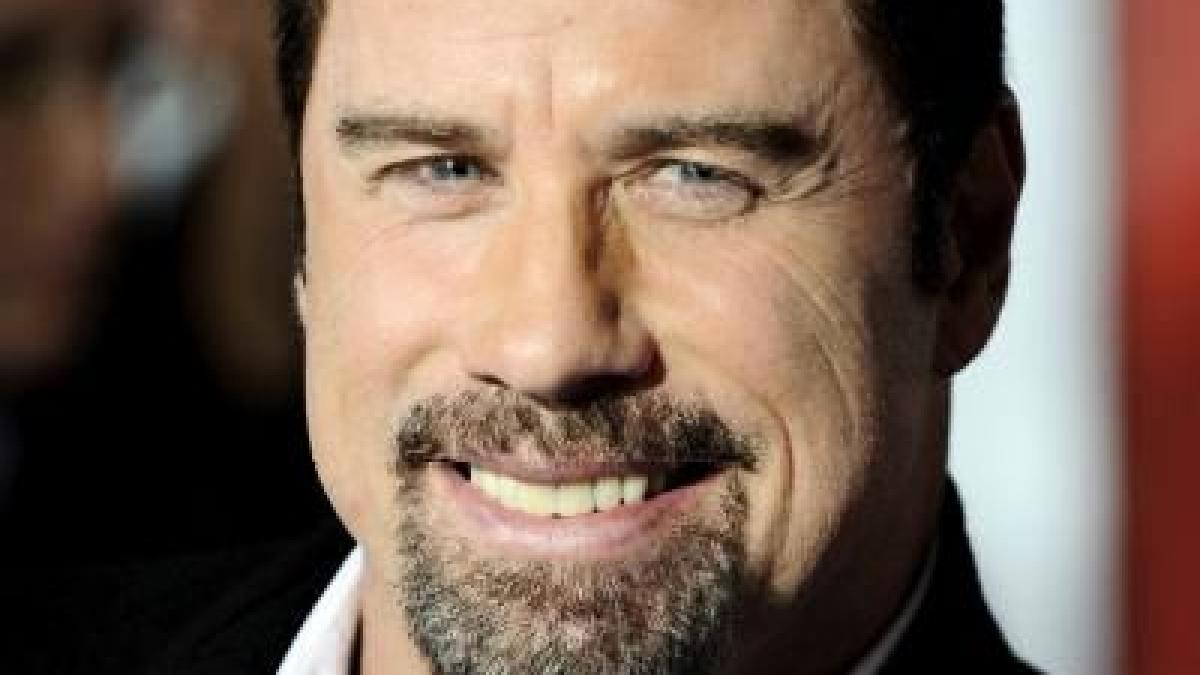John Travolta Haiti Erdbeben