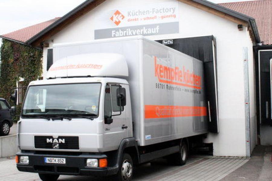 Kempfle Küchen kempfle küchenhersteller entlässt 60 83 mitarbeitern