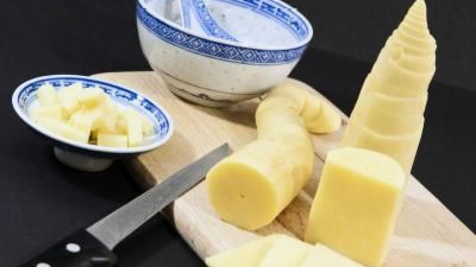Nussig und mild: Bambus in der europäischen Küche - Gesundheit ...