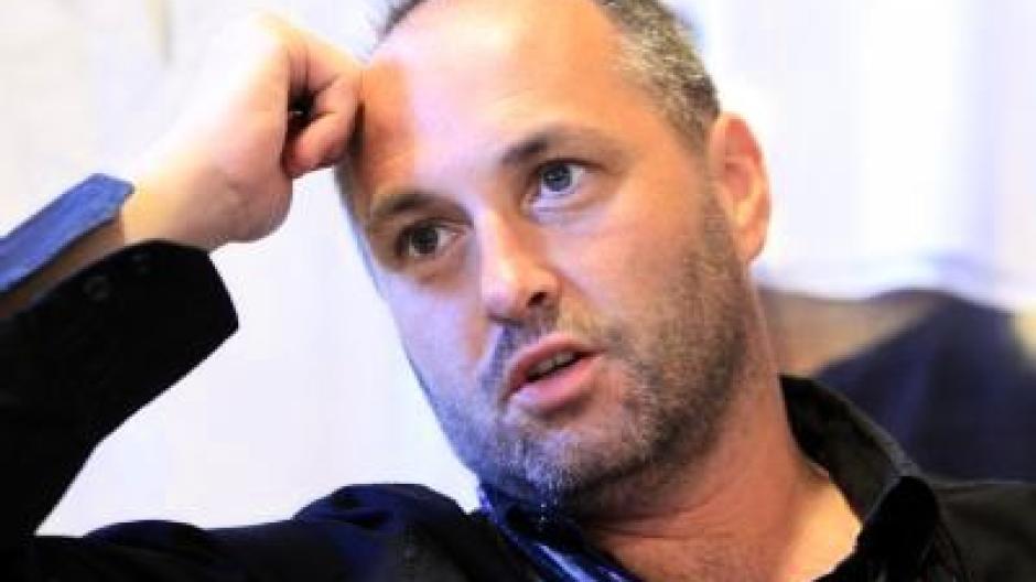 Colum Mccann Ber Die Drahtseilakte Des Geistes Kultur Nachrichten