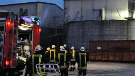 In Hamlar ist der Tank einer Biogasanlage explodiert.