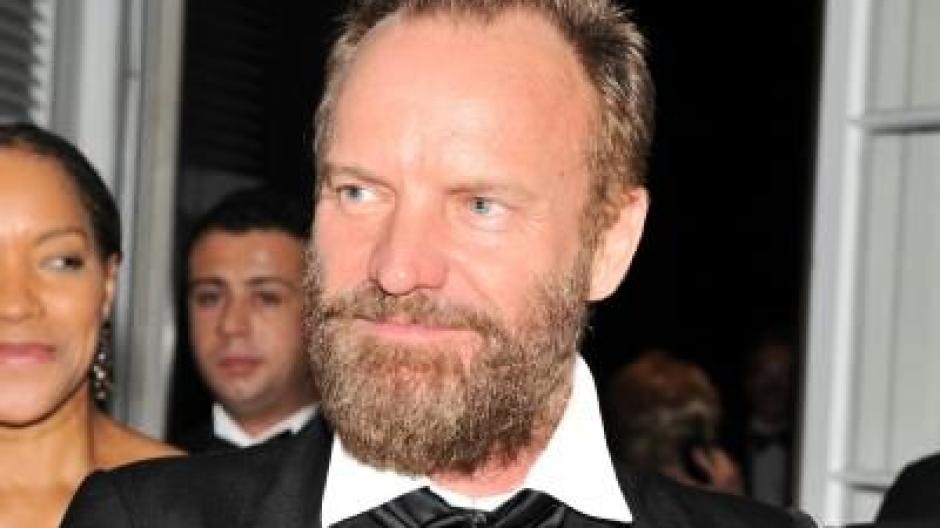 Police-Sänger Sting singt Weihnachtslieder - Promis, Kurioses, TV ...